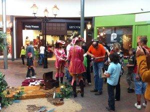 Konkurs piracki w Galerii Fashion House