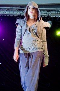 Pokaz mody Galeria Krakowska