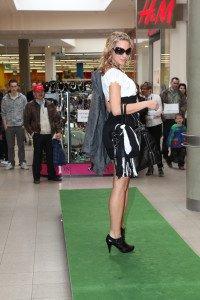 Pokaz mody Galeria Sandecja