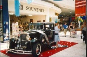 wystawa zabytkowych samochodów 3