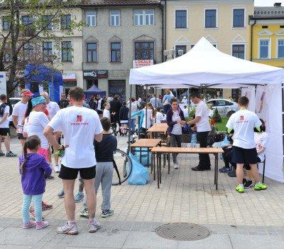 Event plenerowy a raczej kilka eventów plenerowych realizowaliśmy podczas trzytygodniowej kampanii społecznościowej na rzecz powstającej Galerii Color Park w Nowym Targu