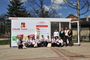 dwutygodniowa kampania reklamowa oraz eventy nowy targ color park (7)